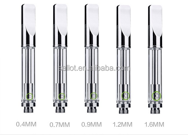 2015 disposable atomizer cartridges cbd oil cartridge bbtank for the CBD /THC thick oil ,C02 oil