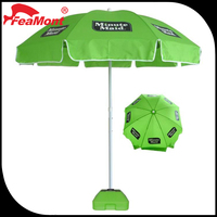 chinese imports wholesale unique product tarpaulin Commercial Beach Umbrella