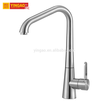 Contemporary Style Stainless Steel kitchen Faucet Pop Up Kitchen Faucet