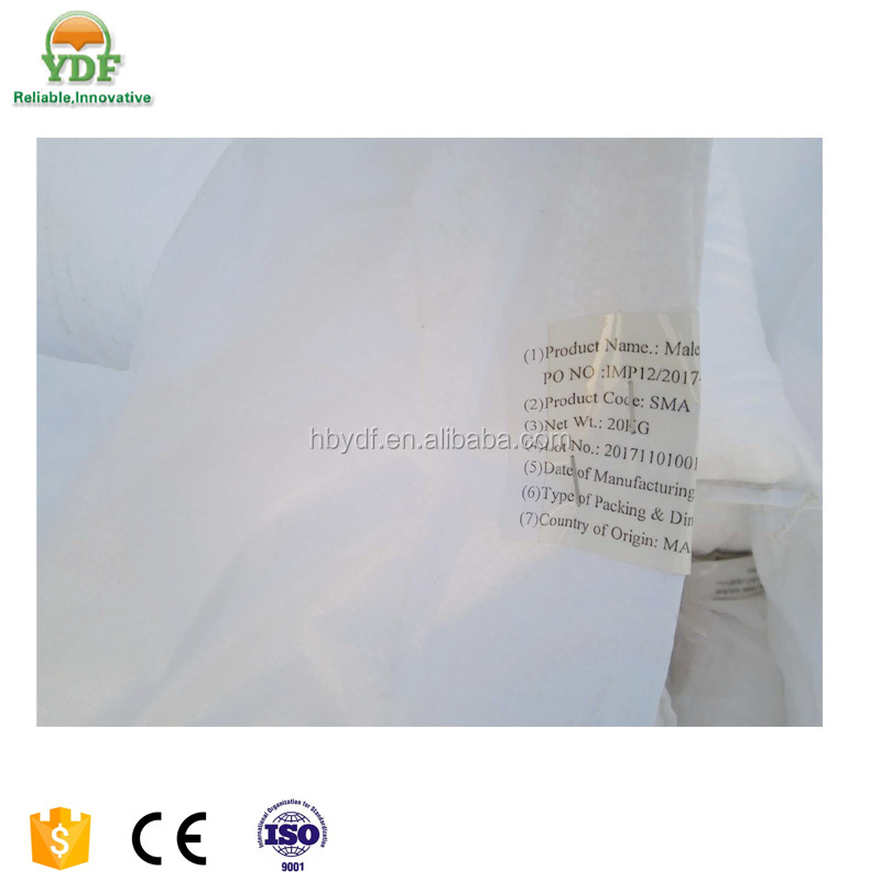 Maleic Anhydride SMA resin powder for paper coating