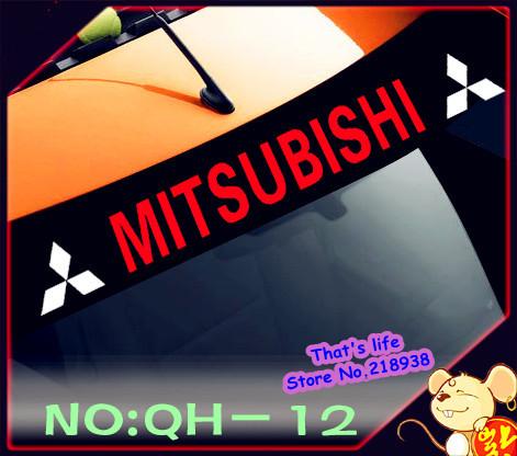 achetez en gros mitsubishi autocollant pare brise en ligne des grossistes mitsubishi. Black Bedroom Furniture Sets. Home Design Ideas