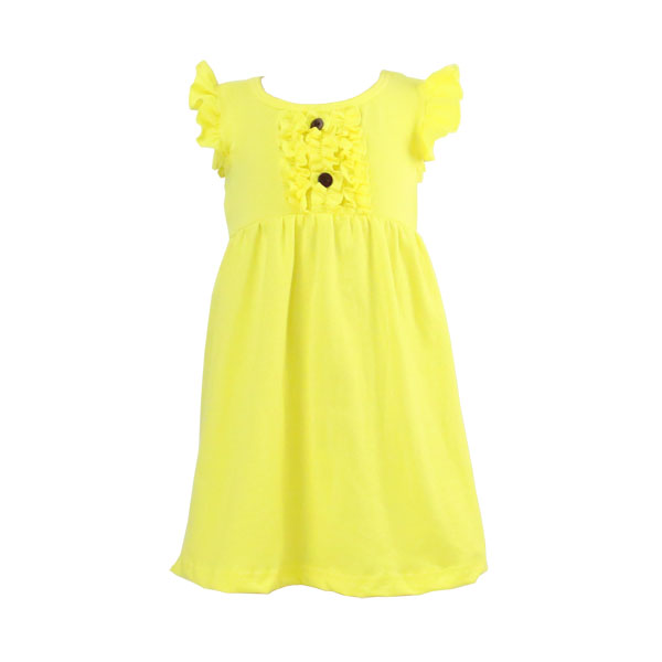 Girls Puffy Dresses Nice Design for Babies Tunic