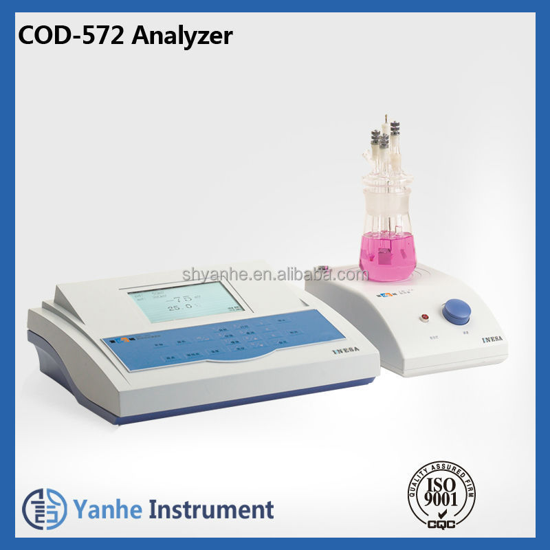 Cod-572 Chemical Oxygen Demand Cod Meter