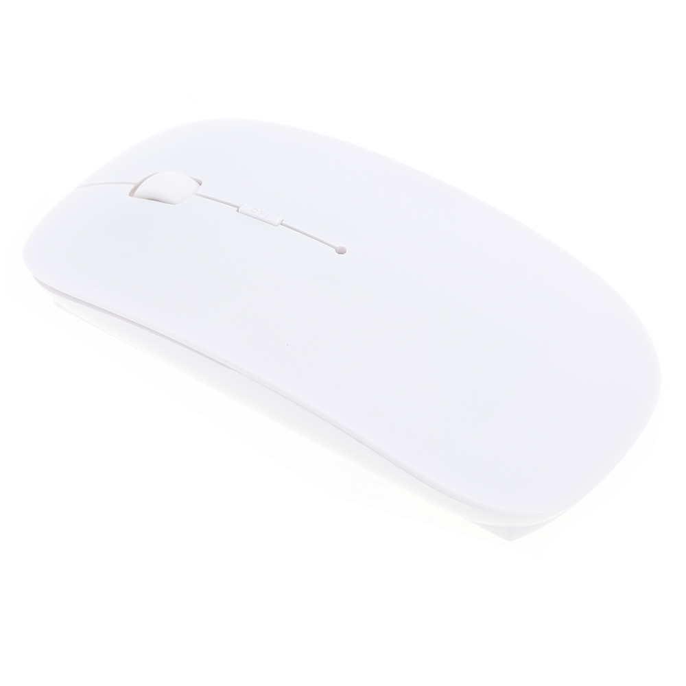 High-quality Bluetooth Wireless Mouse Ergonomic 1600DPI Adjustable Design Optical Mouse for PC Tablet Smartphone