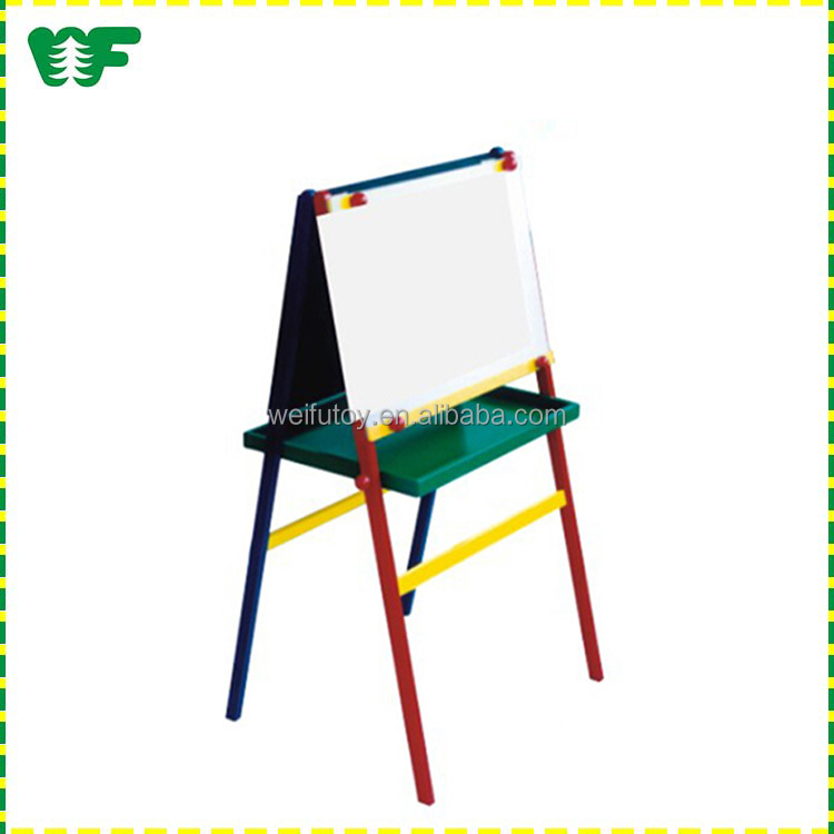 Top sale mini white magnetic kids wooden easel