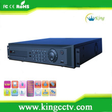Shenzhen KingCCTV 16CH 960H HD H.264 2U standalone dvd recorder cd 3G network DVR