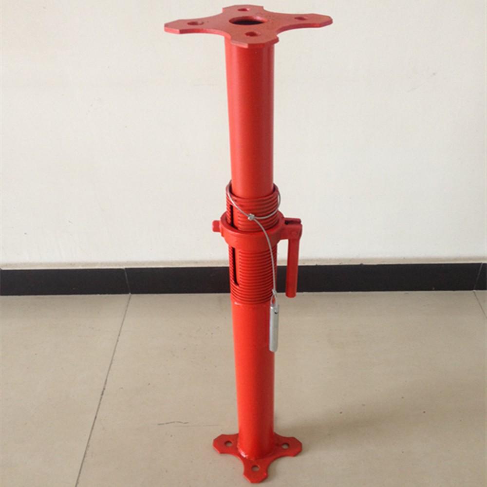 Scaffolding Shoring Posts : Powder coated scaffolding shoring post bridge leg buy