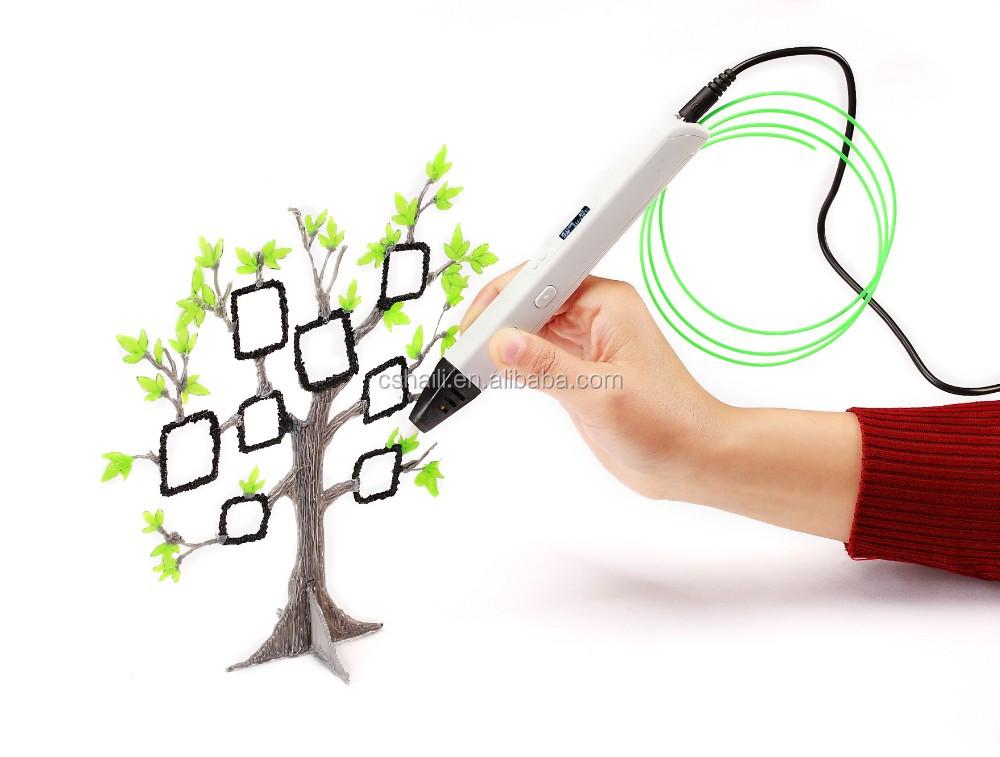 School Art Class/3d Pen-rp600a For Drawing In Air