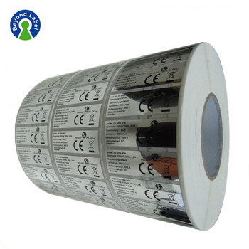 Cheap Private Paper Sticker Printing Custom Roll Adhesive Electrical Ce  Labels - Buy Private Printing Electrical Ce Labels,Private Printing Paper
