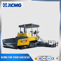 XCMG Official RP802 road asphalt paver machine