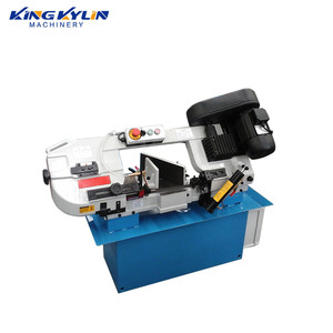 KK-712N cutting band machine saw metal sawing machinery tools