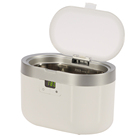 Mini Ultrasound machine digital Jewelry Cleaner ultrasonic cleaner 600ml