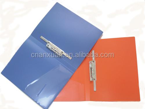 Double Clip File Folder Spring Clip Folder Clamp Binder