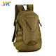 Multifunction hiking running tactical military hydration backpack short trip simple backpack