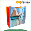 Handled Style PP non woven lamination bags
