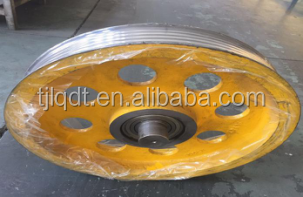 OT1S 17TC guide pulley ,elevator parts,lift parts
