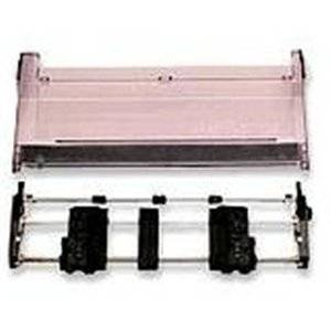 """Oki Data - Oki Pull Tractor For Ml320, 390, 420 And 490 Printers - Label, Card Stock, Multi-Part Form, Continuous Form, Perforated Plain Paper """"Product Category: Printer, Scanner & Fax/Copier/Tractors"""""""