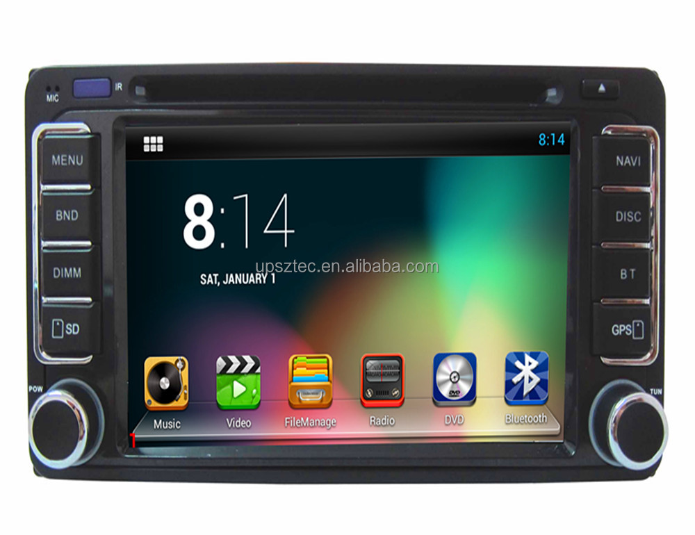 "6.2"" Android 6.0 Full Touch Single Din Octa Core Car DVD Player GPS Navigation with Bluetooth WIFI For <strong>Toyota</strong> <strong>Corolla</strong>"