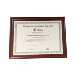 Wholesale High Quality Customized PS Certificate Frame for Document and Diploma