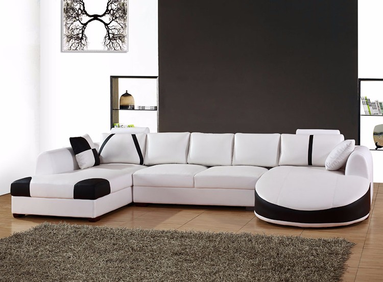 Best Price Latest Design Pictures Of Wooden Frame Corner Sofa Luxury New Model Sets