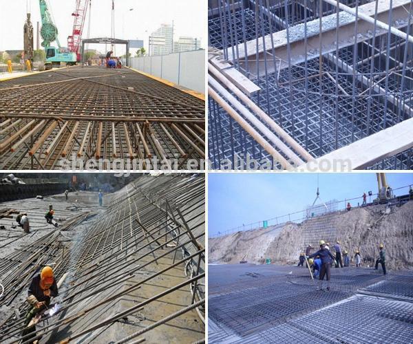 Deformed Rebar Steel Grade 60 For 6x6 Concrete Reinforcing Welded ...