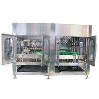 2000BPH Glass bottle filling machine for red wine