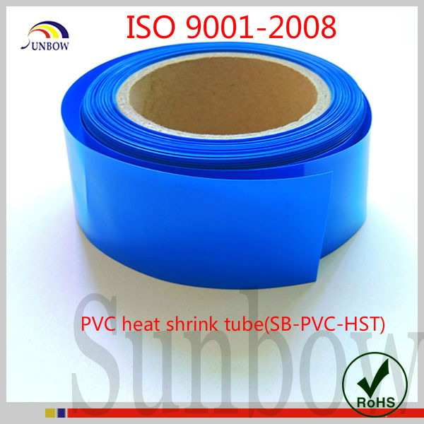 Pvc Heat Shrink Tube Battery Pvc Pipe Wrapping Tape New