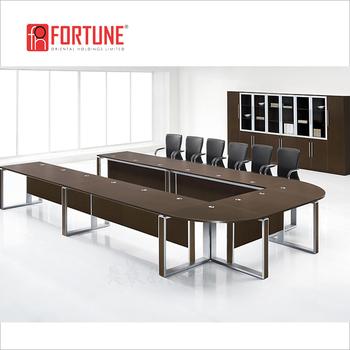 Lujo En Forma De U Oficina Sala De Juntas/mesa De Conferencias Para La  Venta (foh-he48-h) - Buy En Forma De U Mesas De Conferencia,En Forma De U  Mesa ...