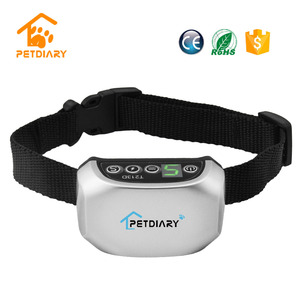 Amazon Top Safely Stops Incessant Barking Electric Shock Pet No Bark Dog Collar