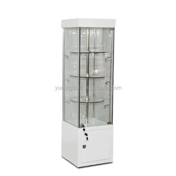 display stand rotating