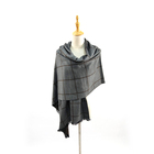 Winter Warm Womens Silk Brushed Scarf Shawl