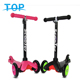 cheap kids balance pedal scooter child mini scooter 3 wheel kick mini board scooter