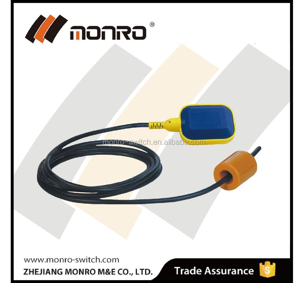 Monro brand 2017 round flow switches FPS-1 for submersible pump