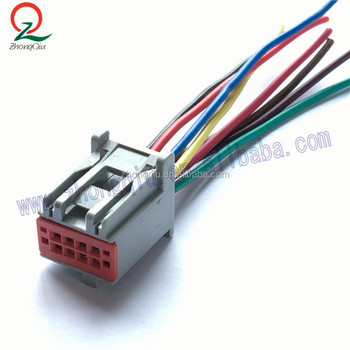 8 way automotive wire connector mct ford058 for the auto ford mondeo rh alibaba com wiring harness connectors automotive automotive wiring connectors