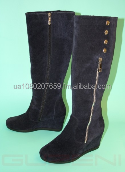 shoes winter leather Woman 2015 handmade TZ7wq5O