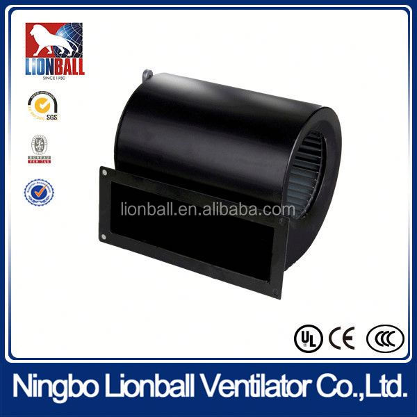 best sell 200mm mini ac impeller 133mm plastic centrifugal fan blower