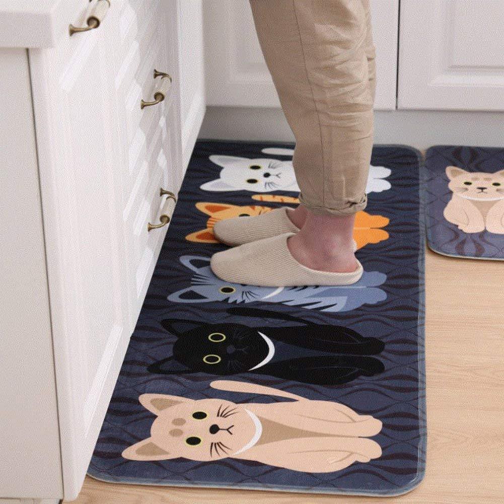 Get Quotations · Vinmax Cartoon Doormat, Lovely Entrance Doormat Anti Slip  Front Door Mat For Home Bathroom