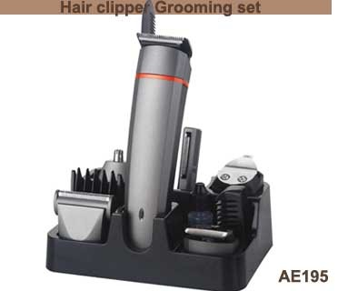 AE195 Hair clipper grooming set