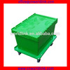 50 kgs Self Load Heavy Duty Package Moving Storage Plastic Crates