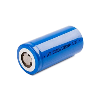 3.2V LiFePo4 IFR32650 5000mAh li-ion battery