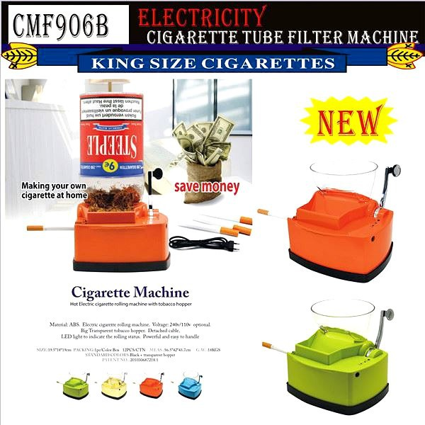Popular product factory wholesale long lasting roll machine cigarette tubes made China wholesale