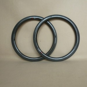 20 inch 451 carbon rims 38mm BMX rims clincher 23mm wide U 36H
