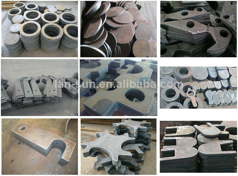 Square Shape Metal Cutter Equipment For Small Business