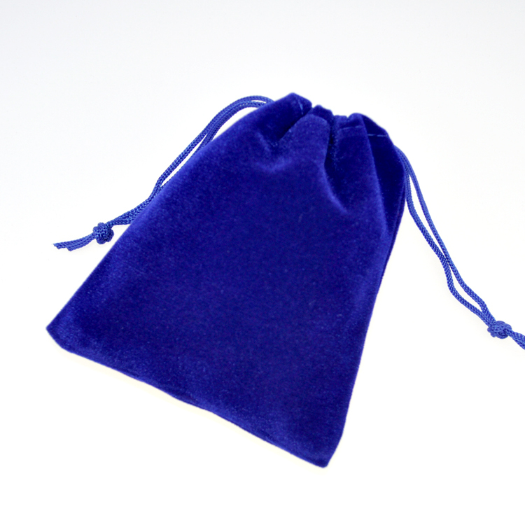 06214ef6878393 Get Quotations · 20pcs/lot Blue Velvet Bags 7*9cm Pouches Jewelry/MP3/Phone  Packing