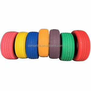 Cheap china colored car tires, tires for cars, color tires for cars all sizes