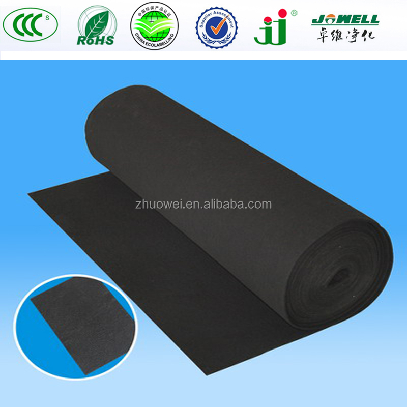 Activated Carbon Filter Cloth,Carbon Filter Material,Carbon Air ...