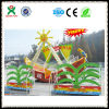 2016 hot sale!! carousel horse box pirate ship playground equipment QX-127C