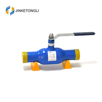 China Manufacturer price list Manual full Welded 8 inch Ball Valve