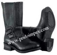 motorcycle riding boots/cool motorcycle boots/motorbike / motorcycle boots / shoes / PI-MRB-01