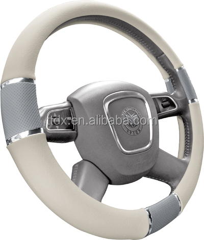Popular Glow In The Dark PU Steering Wheel Cover